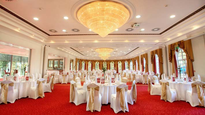 The Lucan Spa Wedding Venue Dublin