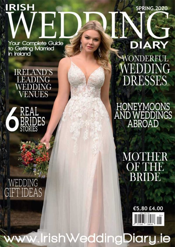 Irish Wedding Diary Spring 2020 Cover