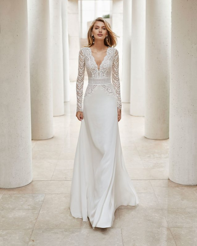 'Senin' Wedding Dress by Rosa Couture