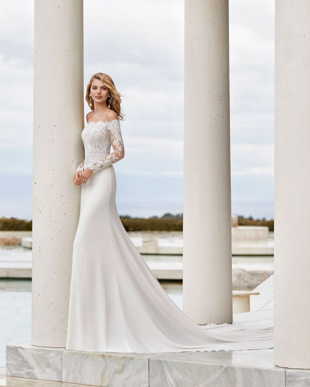 'Serbia' Wedding Dress by Rosa Couture