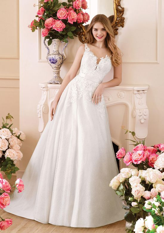 Sweetheart-Gowns Wedding Dress Style 6166